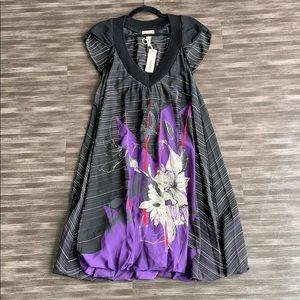 NWT DIESEL Sherley Floral Dress